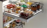 Συρτάρια κουζίνας εσωτερικά INOX  βαγονέτα που παράγονται σε διάφορες διαστάσεις